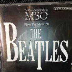 CDs de Música: THE MERSEY SOUND ORCHESTRA PLAYS THE MUSIC OF THE BEATLES-. Lote 131035011