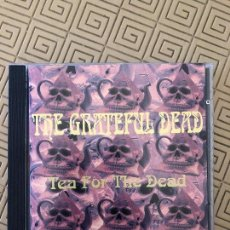 CDs de Música: THE GRATEFUL DEAD ?– TEA FOR THE DEAD SELLO: AULICA ?– A.115 FORMATO: CD, UNOFFICIAL RELEASE . Lote 131035864