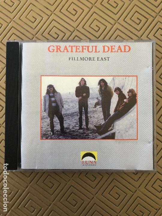 GRATEFUL DEAD ?– FILLMORE EAST 1971 SELLO: LUNA RECORDS ?– LU 9202 FORMATO: CD (Música - CD's Rock)