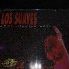 CDs de Música: LOS SUAVES / 3 CD / HAY ALGUIEN AHÍ. Lote 131076280