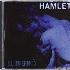 CDs de Música: HAMLET: EL INFIERNO CD A ESTRENAR. Lote 131076456