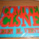 CDs de Música: COMITÉ CISNE: BEBER EL VIENTO CD. Lote 131076468
