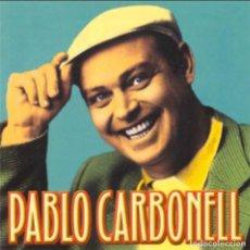 CDs de Música: PABLO CARBONELL: ACEITUNAS Y ESTRELLAS CD A ESTRENAR TOREROS MUERTOS. Lote 131076572