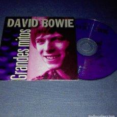 CDs de Música: DAVID BOWIE-CD-EDICION GRANDES MITOS- 5 TEMAS . Lote 131079692