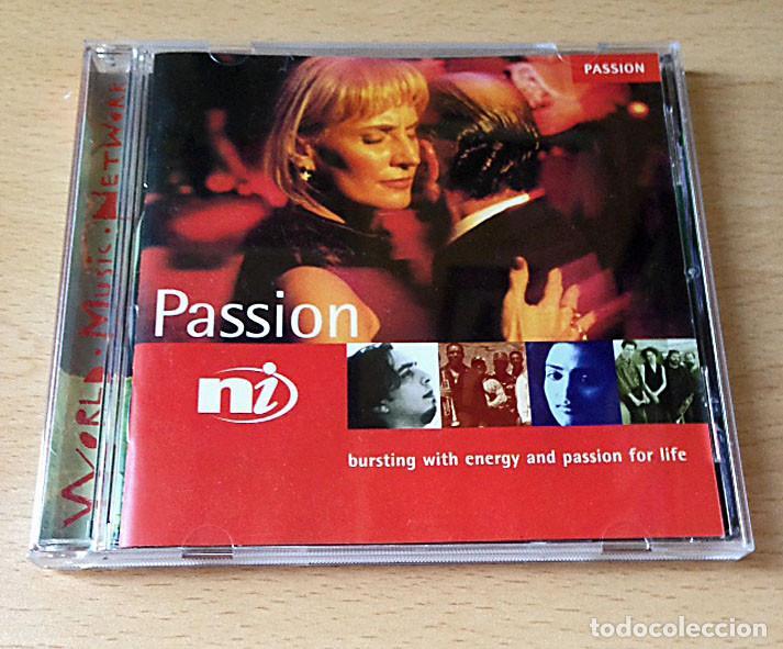 CD - PASSION - WORLD MUSIC NETWORLD (Música - CD's World Music)