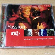 CDs de Música: CD - PASSION - WORLD MUSIC NETWORLD. Lote 131093208