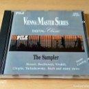 CDs de Música: CD - VIENNA MASTER SERIES - THE SAMPLER. Lote 131093412