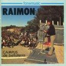 CDs de Música: RAIMON - CAMPUS DE BELLATERRA (1974) REEDICIÓN CD FONOMUSIC (1992) ÚNICO EN TODOCOLECCIÓN. Lote 131095872