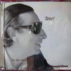 CDs de Música: TETE MONTOLIU TRIO.TETE!....MUY DIFICIL. Lote 131097424