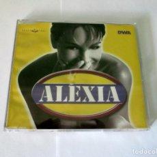 CDs de Música: ALEXIA - GIMME LOVE CD 7 VERSIONES - DWA DANCE-POOL 1998 AUSTRIA DAN 665647 2. Lote 131099304