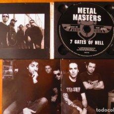 CDs de Música: CD HAMLET METAL MASTERS. Lote 131102396