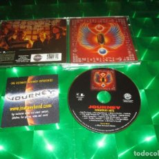 CDs de Música: JOURNEY ( GREATEST HITS ) - 82876 85889 2 - COLUMBIA/LEGACY - ANY WAY YOU WANT IT - LIGHTS .... Lote 131104960