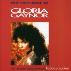 CDs de Música: GLORIA GAYNOR – THE VERY BEST OF GLORIA GAYNOR I WILL SURVIVE CD 1993. Lote 131124388