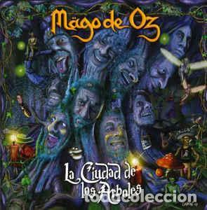 MAGO DE OZ: LA CIUDAD DE LOS ÁRBOLES DIGIPACK CD +DVD (Música - CD's Heavy Metal)