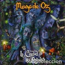 CDs de Música: MAGO DE OZ: LA CIUDAD DE LOS ÁRBOLES DIGIPACK CD +DVD. Lote 131135268