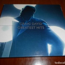 CDs de Música: CRAIG DAVID-GREATEST HITS. Lote 131166896