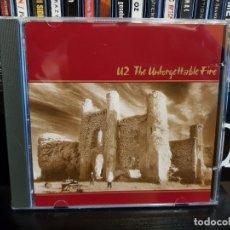 CD di Musica: U2 - THE UNFORGETTABLE FIRE. Lote 236108970