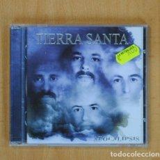 CDs de Música: TIERRA SANTA - APOCALIPSIS - CD. Lote 131177741