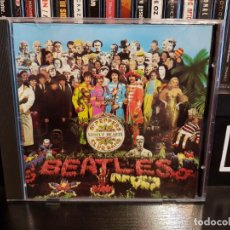 CDs de Música: THE BEATLES - SGT. PEPPER'S LONELY HEARTS CLUB BAND. Lote 131178804