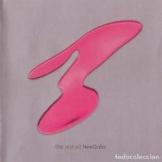 CDs de Música: NEW ORDER ?– (THE REST OF) NEW ORDER. DOBLE ALBUM EN CD.. Lote 131183580