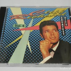 CDs de Música: CD - CLIFF RICHARD - GREATEST HITS VOLUMEN 4 - 1990. Lote 131183868