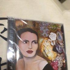 CDs de Música: THE GREATEST HITS,AMALIA RODRIGUES, PRECINTADO. Lote 131206219