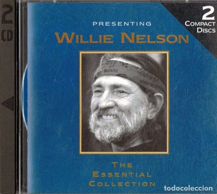 WILLIE NELSON THE ESSENTIAL COLLECTION ( 2 CD) (Música - CD's Country y Folk)