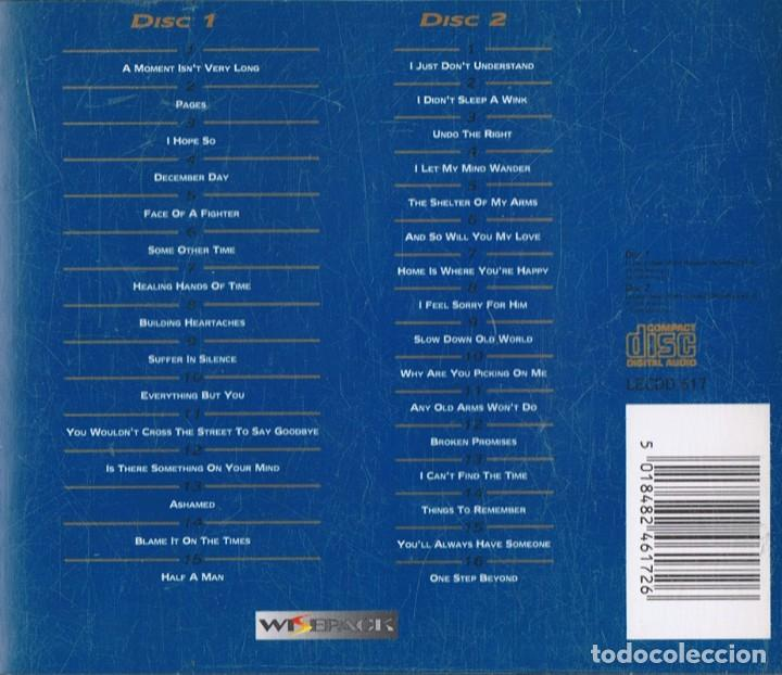 CDs de Música: WILLIE NELSON THE ESSENTIAL COLLECTION ( 2 CD) - Foto 2 - 131243623