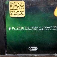 CDs de Música: CD DJ CAM: THE FRENCH CONNECTION NUEVO SIN DESPRECINTAR. Lote 131279035
