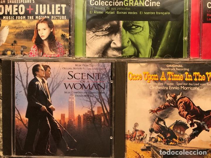 CDs de Música: Lote de 14 cds BSO - Bandas Sonoras. - Foto 2 - 131285291