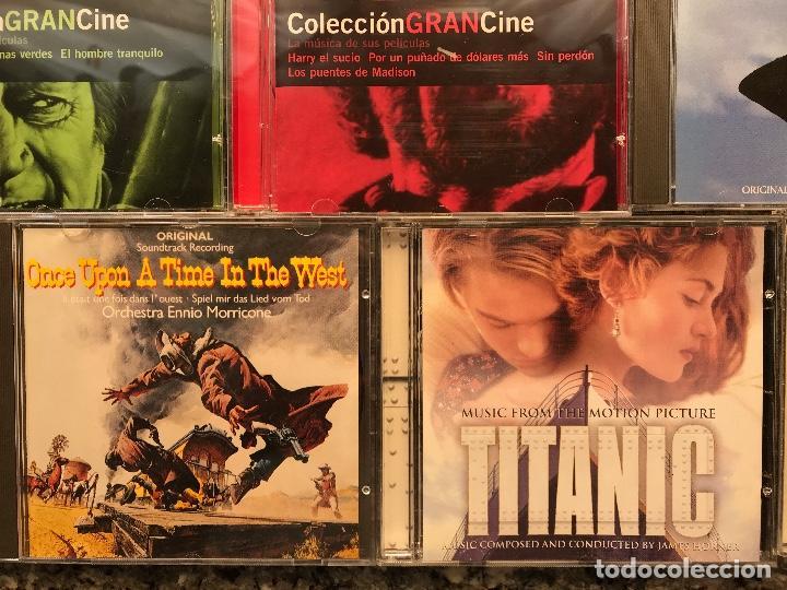 CDs de Música: Lote de 14 cds BSO - Bandas Sonoras. - Foto 3 - 131285291
