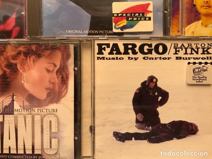CDs de Música: Lote de 14 cds BSO - Bandas Sonoras. - Foto 4 - 131285291