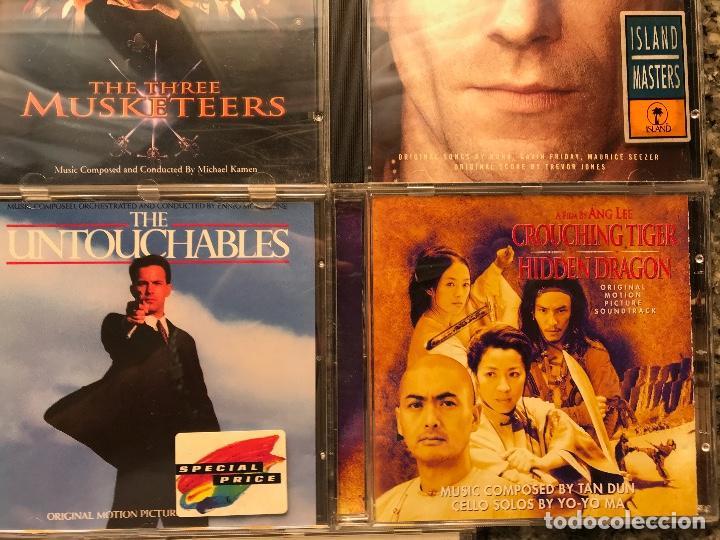 CDs de Música: Lote de 14 cds BSO - Bandas Sonoras. - Foto 5 - 131285291