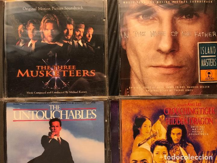 CDs de Música: Lote de 14 cds BSO - Bandas Sonoras. - Foto 6 - 131285291