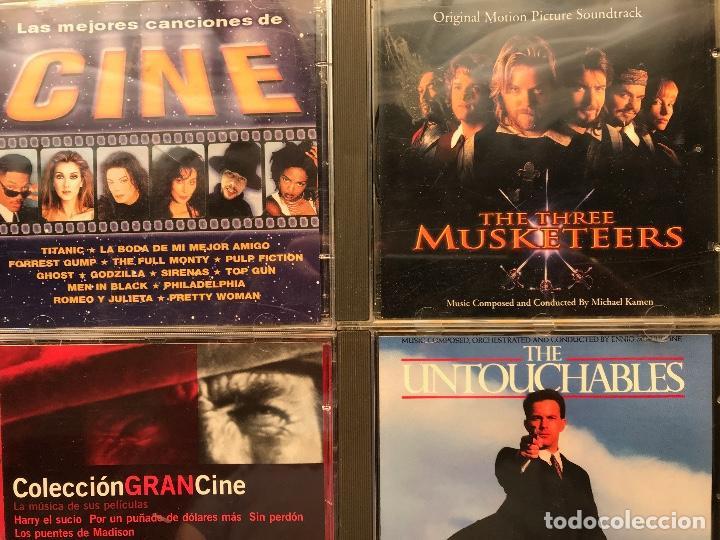 CDs de Música: Lote de 14 cds BSO - Bandas Sonoras. - Foto 7 - 131285291