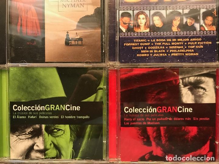 CDs de Música: Lote de 14 cds BSO - Bandas Sonoras. - Foto 8 - 131285291