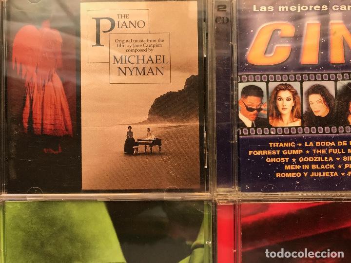 CDs de Música: Lote de 14 cds BSO - Bandas Sonoras. - Foto 9 - 131285291