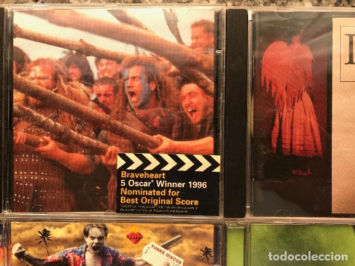 CDs de Música: Lote de 14 cds BSO - Bandas Sonoras. - Foto 11 - 131285291
