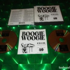 CDs de Música - BOOGIE WOOGIE ( THE GOLD COLLECTION ) - 2 CD - R2CD 70-06 - RETRO - ALBERT AMMONS - PETE JOHNSON ... - 131285659