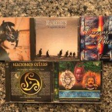 CDs de Música: LOTE DE 5 CDS. BUENA MUSICA.. Lote 131287383