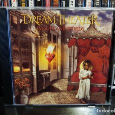 CDs de Música: DREAM THEATER - IMAGES AND WORDS. Lote 131290299