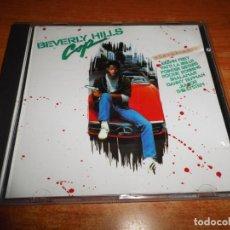 CDs de Música: BEVERLY HILLS COP BANDA SONORA CD ALBUM DEL AÑO 1985 ALEMANIA GLEEN FREY PATTI LABELLE SHALAMAR. Lote 131295919