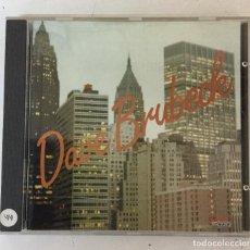 CDs de Música: DAVE BRUBECK. TRIO & QUARTET. Lote 131324294