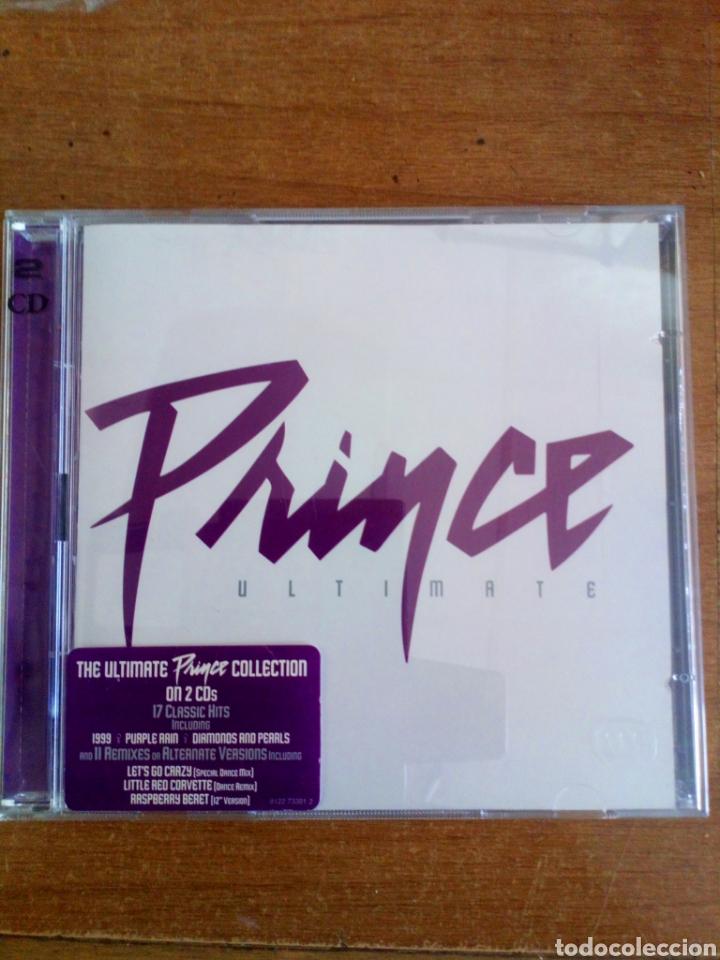 PRINCE ULTIMATE DOBLE CD (Música - CD's Otros Estilos)