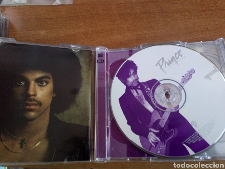 CDs de Música: Prince ultimate doble cd - Foto 2 - 131341537