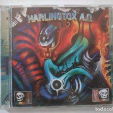 CDs de Música: HARLINGTOX A.D. - HARLINGTOX ANGEL DIVINE. Lote 131354078