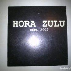 CDs de Música: HORA ZULÚ - DEMO 2002. Lote 131359842