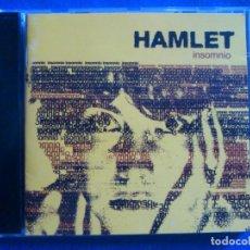 CDs de Música: HAMLET - INSOMNIO. Lote 131360966