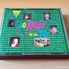 CDs de Música: 2CD - LO MAS DE LOS 70 (ANUNCIADO EN TV). Lote 131365374