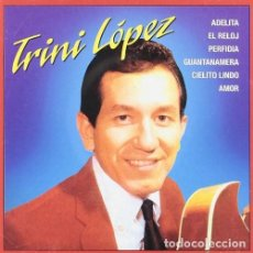 CDs de Música: TRINI LOPEZ SINGLES COLLECTION CD. Lote 131381098